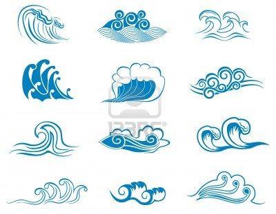 Set Golf symbolen voor ontwerp op wit wordt geïsoleerd  Stockfoto - 7462497