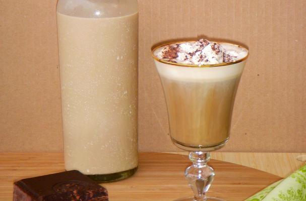 IRISH COFFEE WITH HOMEMADE IRISH CREAM | Foodista Recipes, Cooking Tips, and Food News
