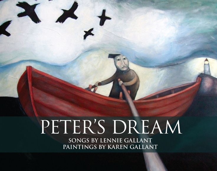 Peter's Dream (tax included)