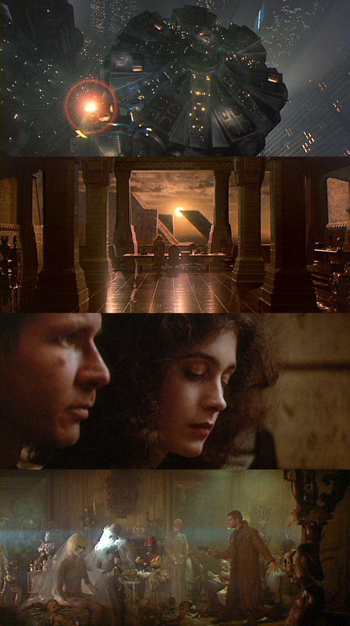 Blade Runner, 1982 (dir. Ridley Scott)