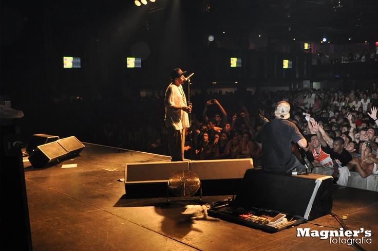 Banda Charlie Brown Jr - RioSampa - 2 de fevereiro de 2011.