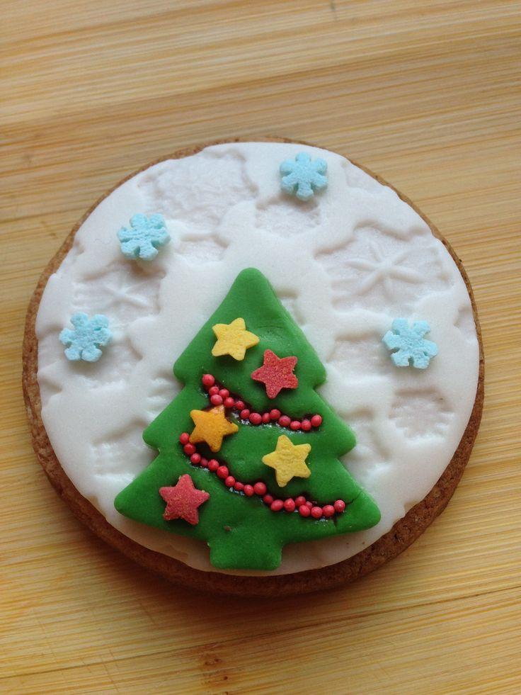Cookie Abeto Navidad
