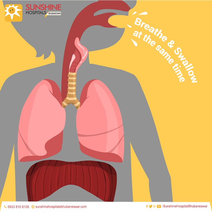 FunFacts about Lungs. It's impossible to breathe and