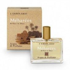 Meharées illatú eau de parfum - Rendeld meg online! Lerbolario Naturkozmetikumok http://lerbolario-naturkozmetikumok.hu/kategoriak/testapolas/parfumok