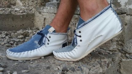 Handmade with passion - VIbram & leather www.wearmarch.com