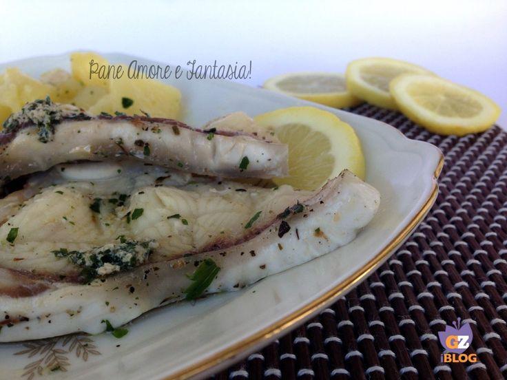 Pesce spada alla griglia - piatto semplice | Pane Amore e Fantasia!