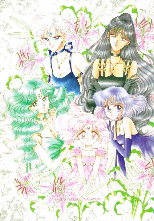 brickme:  Sailor Moon furoku: Princess notebook  I still have my Sailor Moon furoku collection up for sale :3
