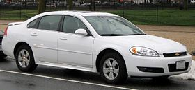 Chevrolet Impala 2006-2011 Service Repair Maintenance Manual