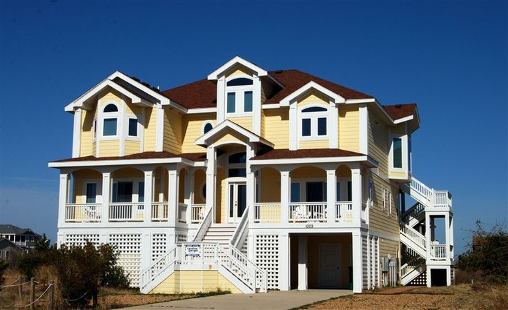 outer banks vacation rentals for 2