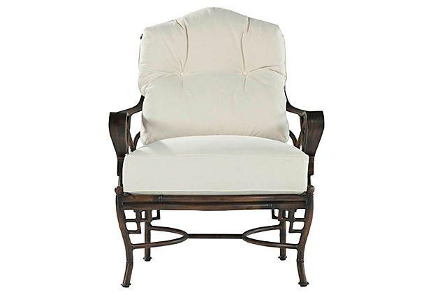 Lane Venture Outdoor | Shangri-La Lounge Chair | 2,125.00 retail