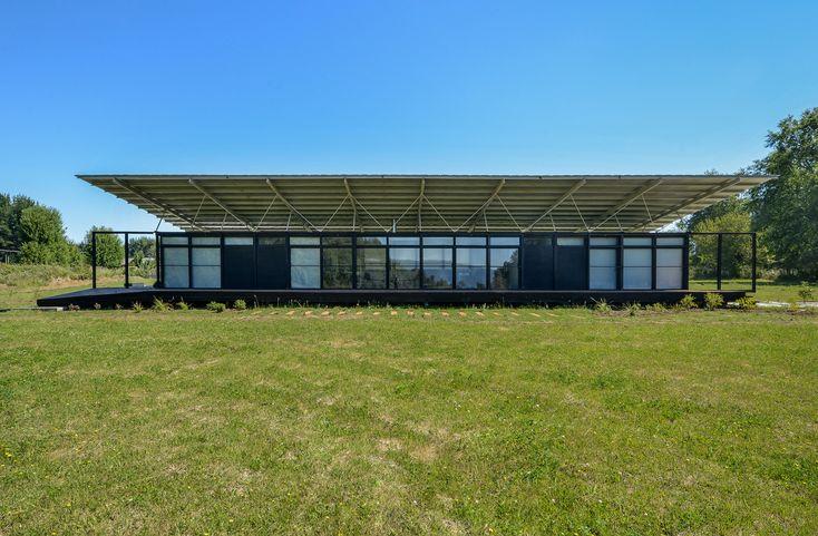 Gallery of House in Molco / Mutar Estudio - 7