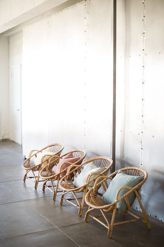 found home chairs and pillows / sfgirlbybay