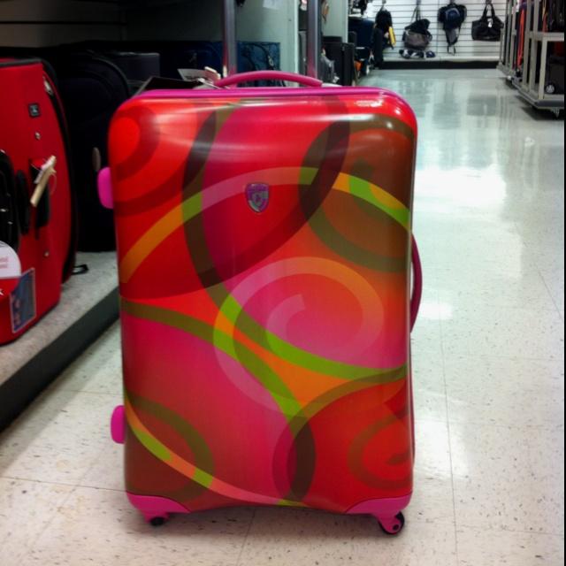 Tj Max suitcase!