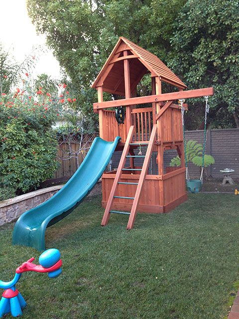 The Backyard Factory Small Yard Solutions Outdoor