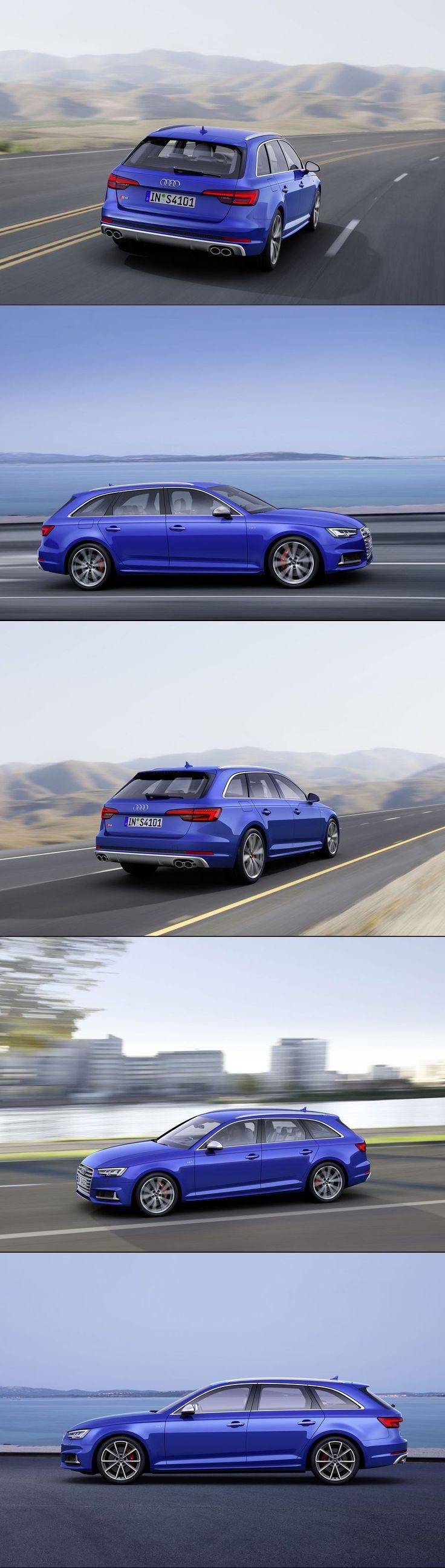Pas facile de voir au premier coup d'oeil ce qui différencie les nouvelles Audi S4 et S4 Avant de l'ancienne génération. La berline et le break reprennent les codes du design Audi avec de subtiles évolutions, déjà vues sur le reste de la gamme A4. Les optiques sont un peu plus complexes, à l'avant comme à l'arrière. La calandre a été retouchée en douceur.