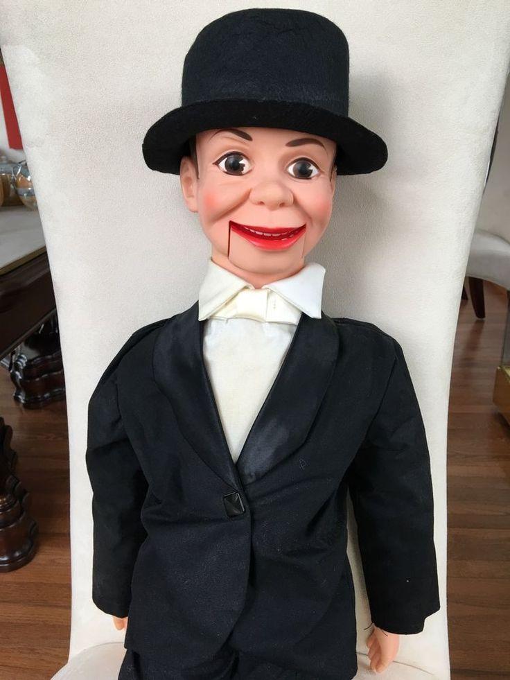 Vintage 1968 Juro Novelties Charlie McCarthy Ventriloquist Dummy Doll | Toys & Hobbies, Vintage & Antique Toys, Character | eBay!