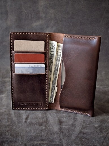 Bas & Loakes iPhone case/wallet