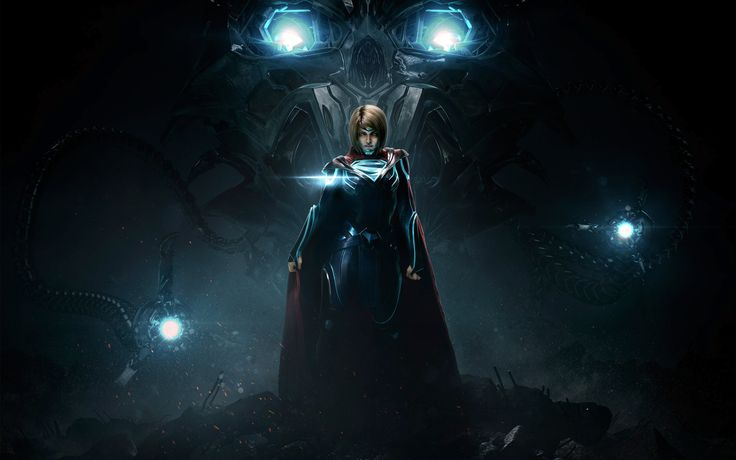 Injustice 2 Supergirl - This HD Injustice 2 Supergirl wallpaper is based on Injustice 2 N/A. It released on N/A and starring Laura Bailey, Tara Strong, Neal McDonough, Fred Tatasciore. The storyline of this Action N/A is about: continues the epic cinematic story introduced in Injustice: Gods Among Us as Batman and his... - http://muviwallpapers.com/injustice-2-supergirl.html #2, #Injustice, #Supergirl #Games