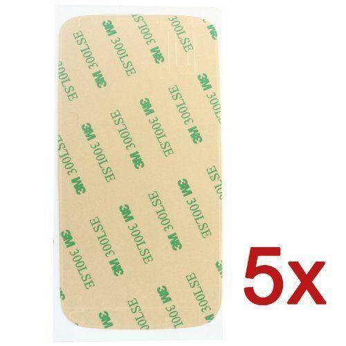 Pre-Cut 3M Adhesive Tape Samsung Galaxy S5 i9600 G900A G900P G900R G900T G900V