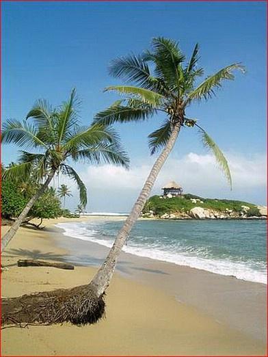 CABO SAN JUAN -PARQUE TAYRONA  Colombia