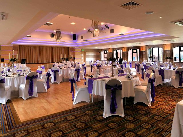 Event and function halls in the uk