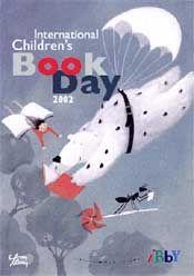 Cartel Día Internacional del Libro Infantil. 2002