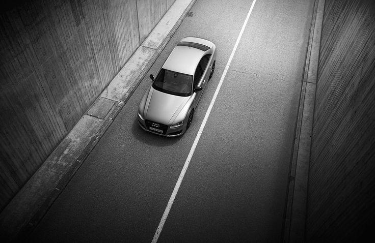 S8 Audi Magazin by He&Me #audis8 #car #city #transportation #blackwhite