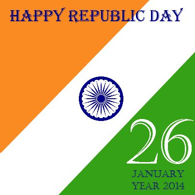 I= Intelligent  N=Nation  D= Developing  I=In  A= All fields  A very Happy Republic Day to Indians !!!!!!!!
