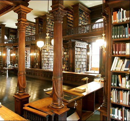 Library of the Brooklyn Historical Society - Brooklyn, New York