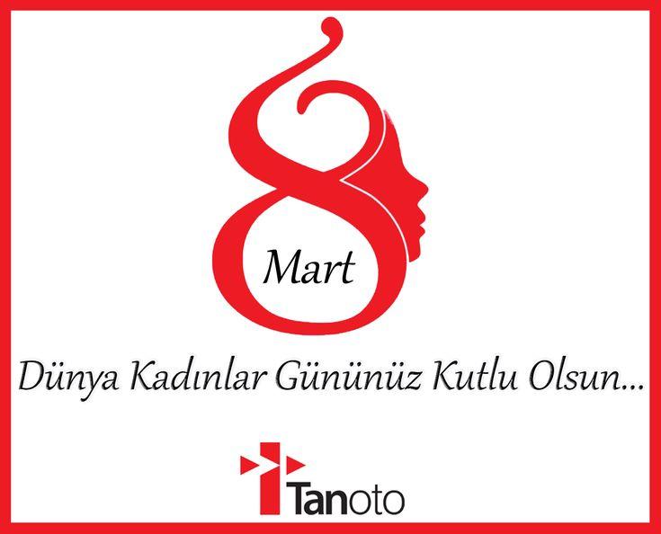 #8Mart #DünyakadınlarGünü'nüz kutlu olsun.
