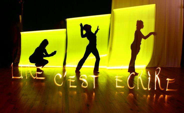 """""""Danse avec les signes"""", spectacle inaugural de la Fête de la Science dans l'Ain, mardi 8 oct, 20h, théâtre de Bourg"""