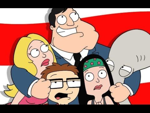American Dad Full Episodes Season 11 Episode 7,8,9 - Animated Comedy Series