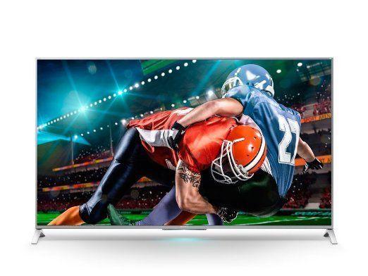 Sony XBR55X800B 55-Inch 4K Ultra HD Smart LED TV