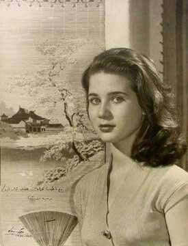 Old Egyptian actress:  Zebida Tharwat