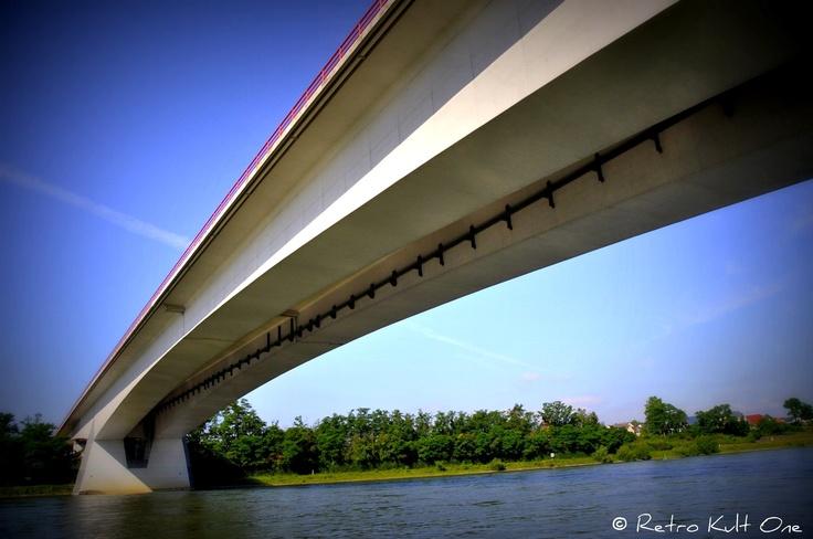 Brücke..