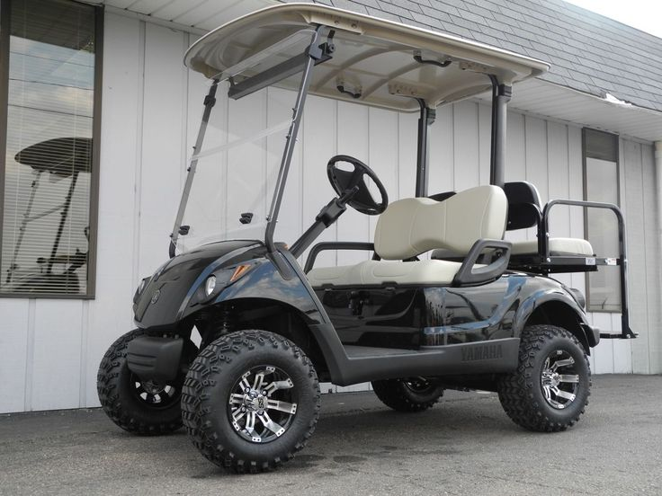 17 Best Images About New Yamaha Golf Carts On Pinterest
