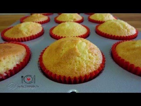 Receta: Cupcake y frosting de galletas Oreo -- Vídeo receta (Paso a paso) - YouTube