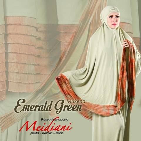 Emerald Green Rp500rb