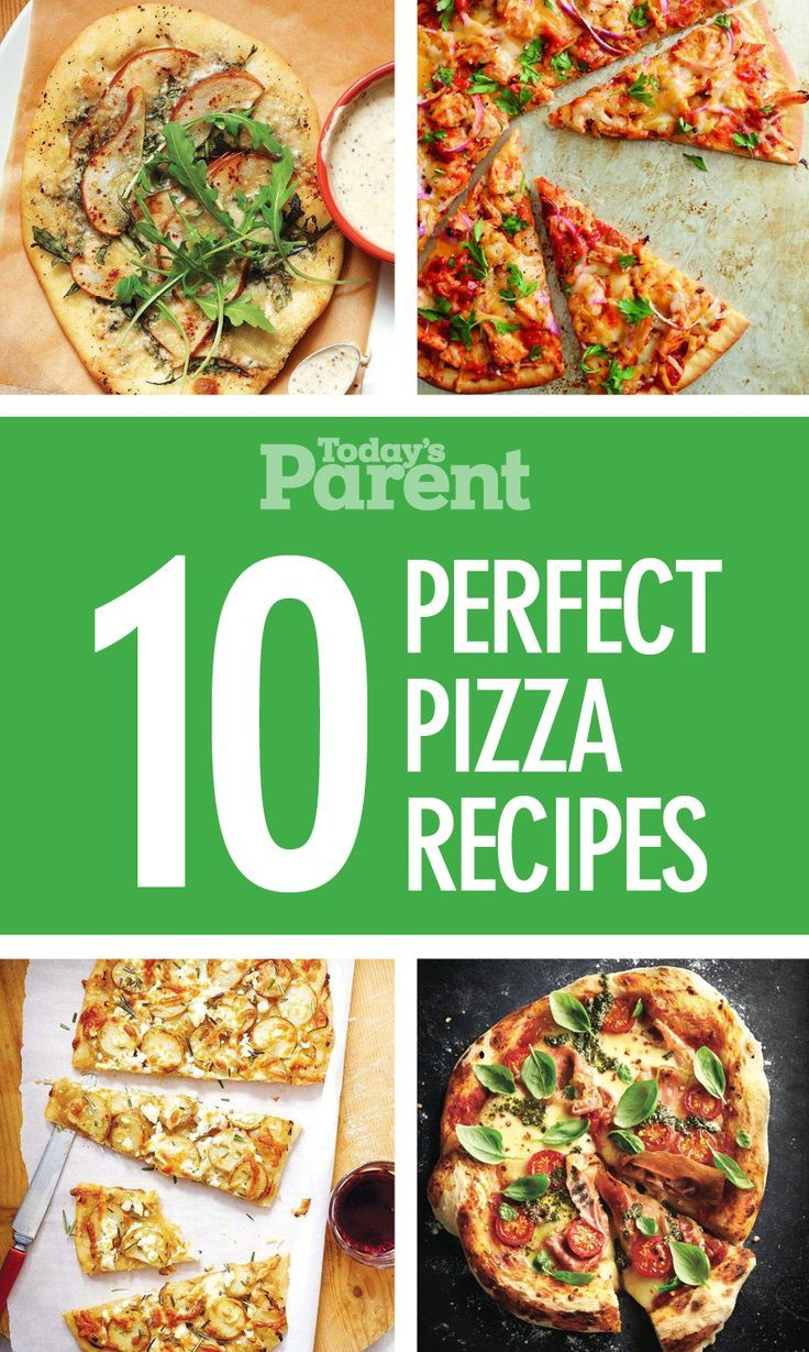 10 easy pizza recipes