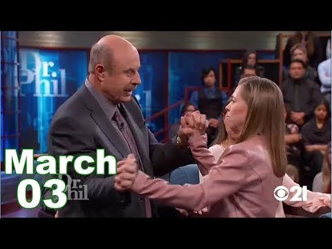 Dr Phil Show Mar 03, 2019 ✓ A Dark Family Secret The
