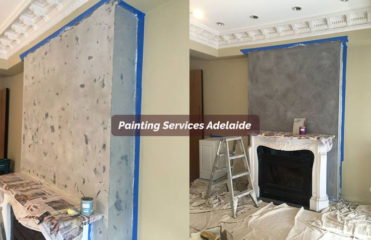 . All those clients who have at one time or another hired any of our experienced painters in Adelaide and its environs