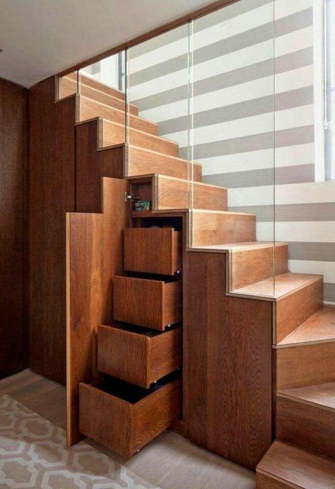 17 mejores ideas sobre cajones de escalera en pinterest ...