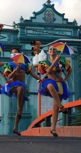 Culture of Brazil - Frevo Dance