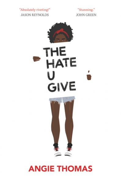 This week's 50 Book Pledge featured read is The Hate U Give by Angie Thomas!