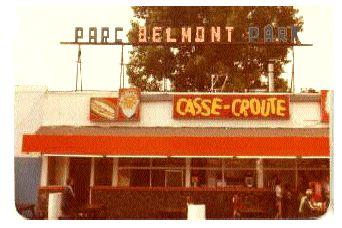 Parc Belmont «mon» casse-croûte !