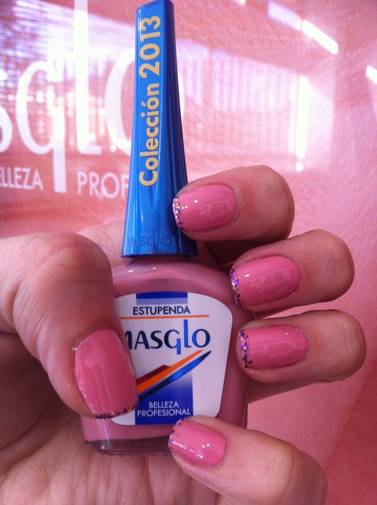 Encantadora con Masglo. Masglo Nails