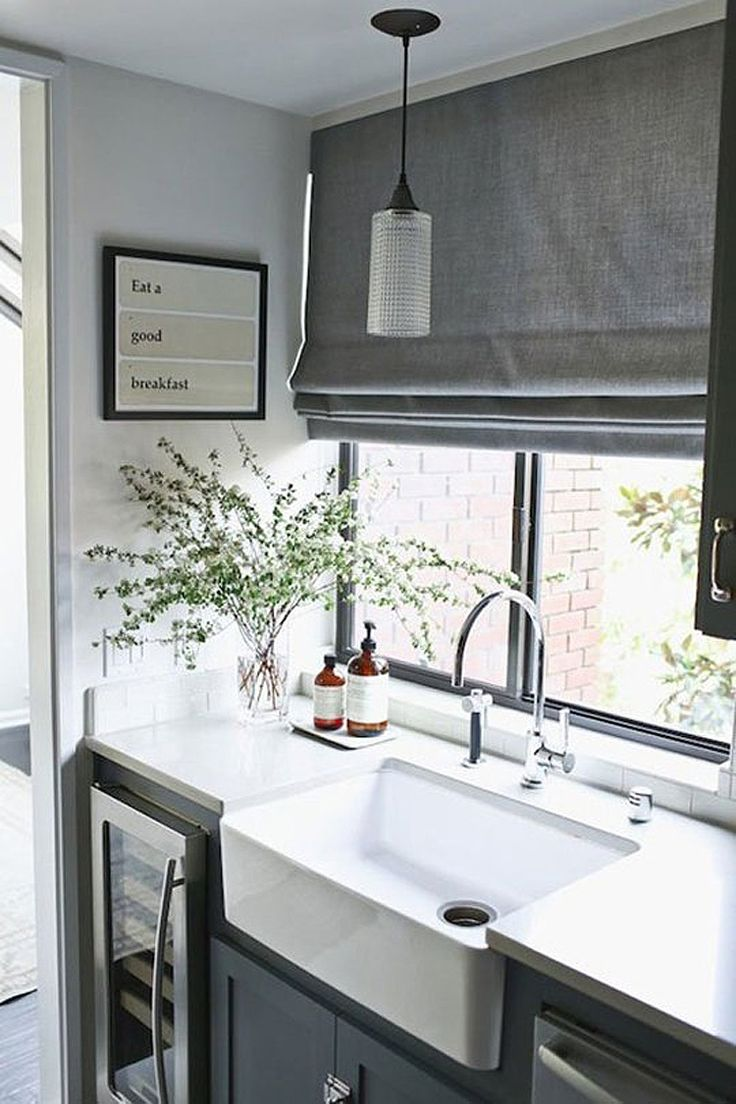 Kitchen Window Covering 17 Best Ideas About Kitchen Window Dressing On Pinterest Curtain