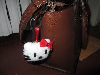 Hello Kitty in feltro
