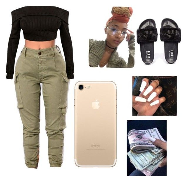 """"""""""" by bossofonlyme on Polyvore featuring Puma"""