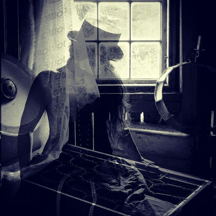 Ghost ©Ann-Jorunn Jentine Aune. Photography.